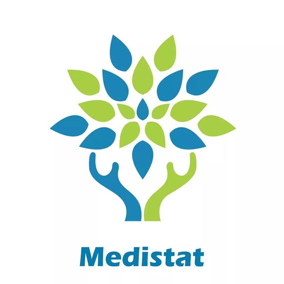 Logo Cllínica Medistat