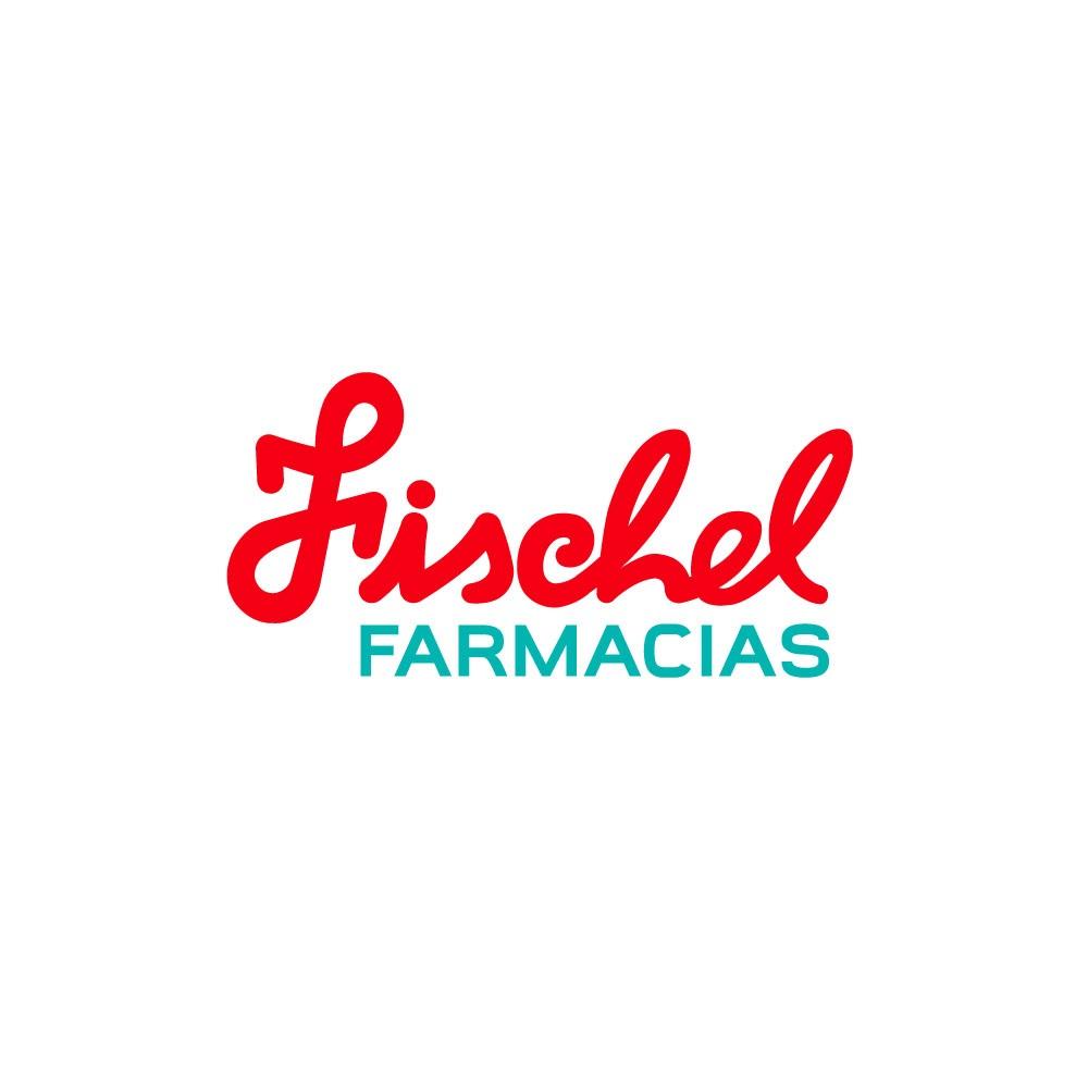 2 Logo-FARMACIAS Fischel ROJO---Nuevo